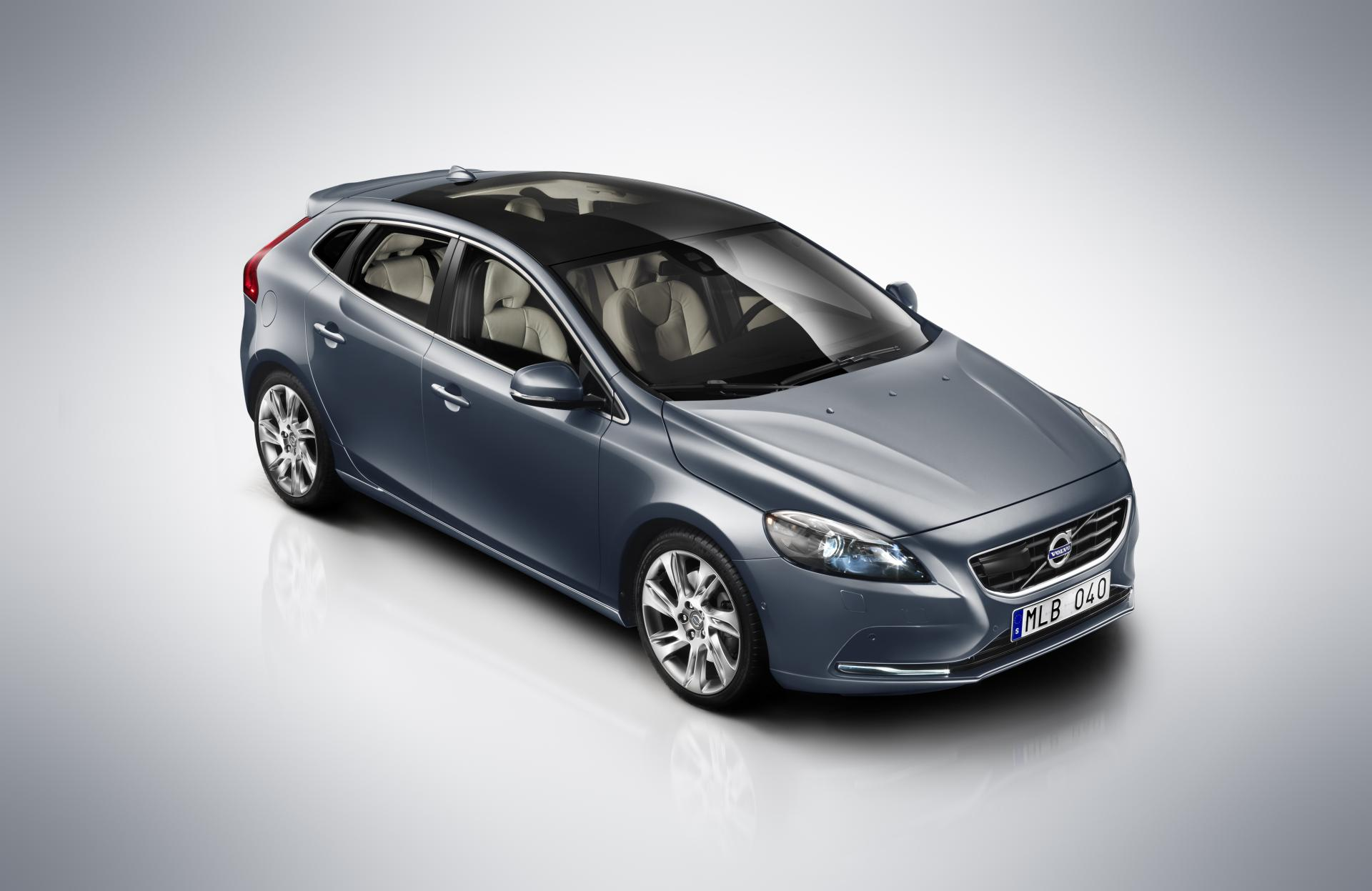 2012 volvo v40 technical specifications and data engine. Black Bedroom Furniture Sets. Home Design Ideas