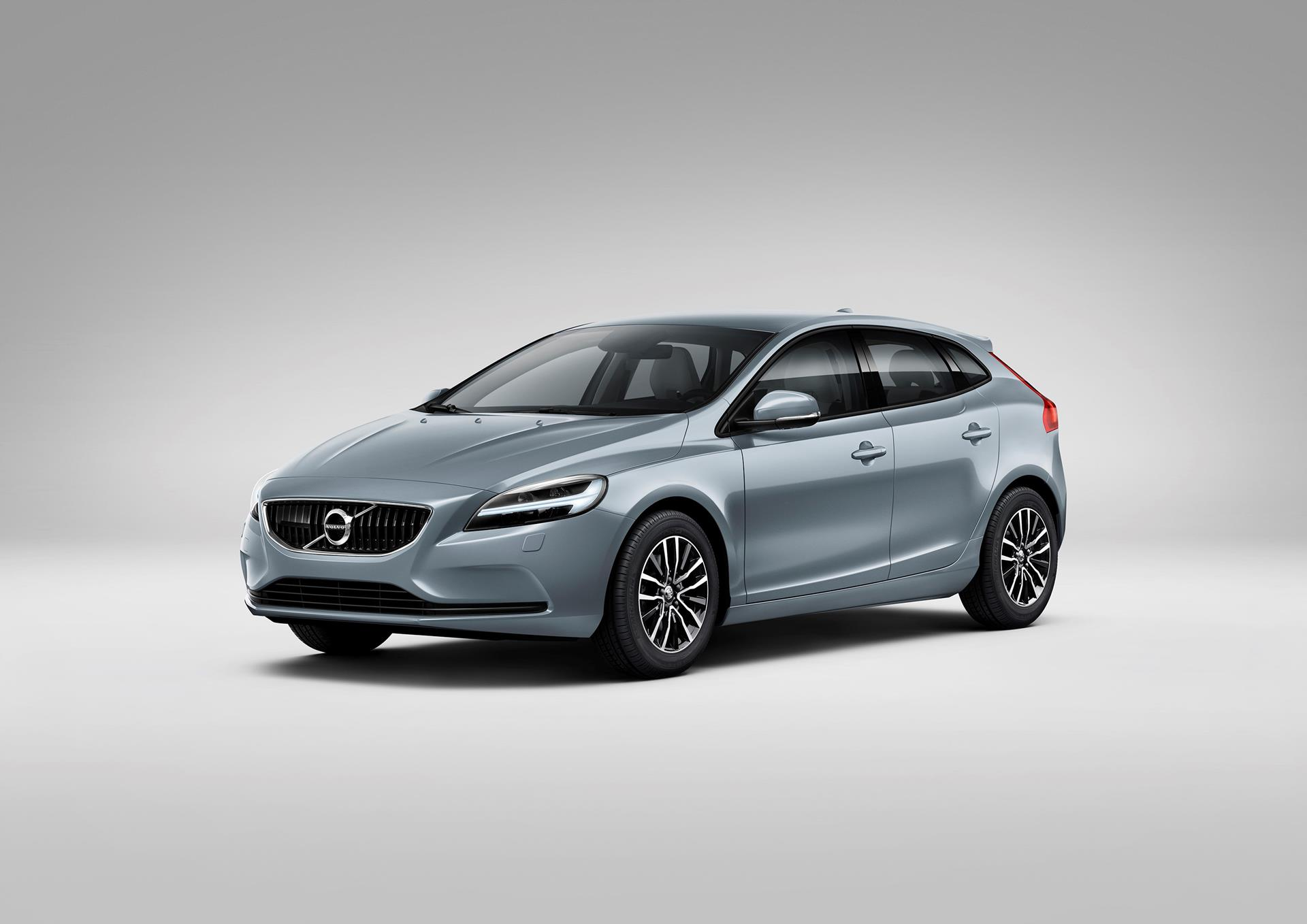2017 volvo v40 uk hatchback images. Black Bedroom Furniture Sets. Home Design Ideas