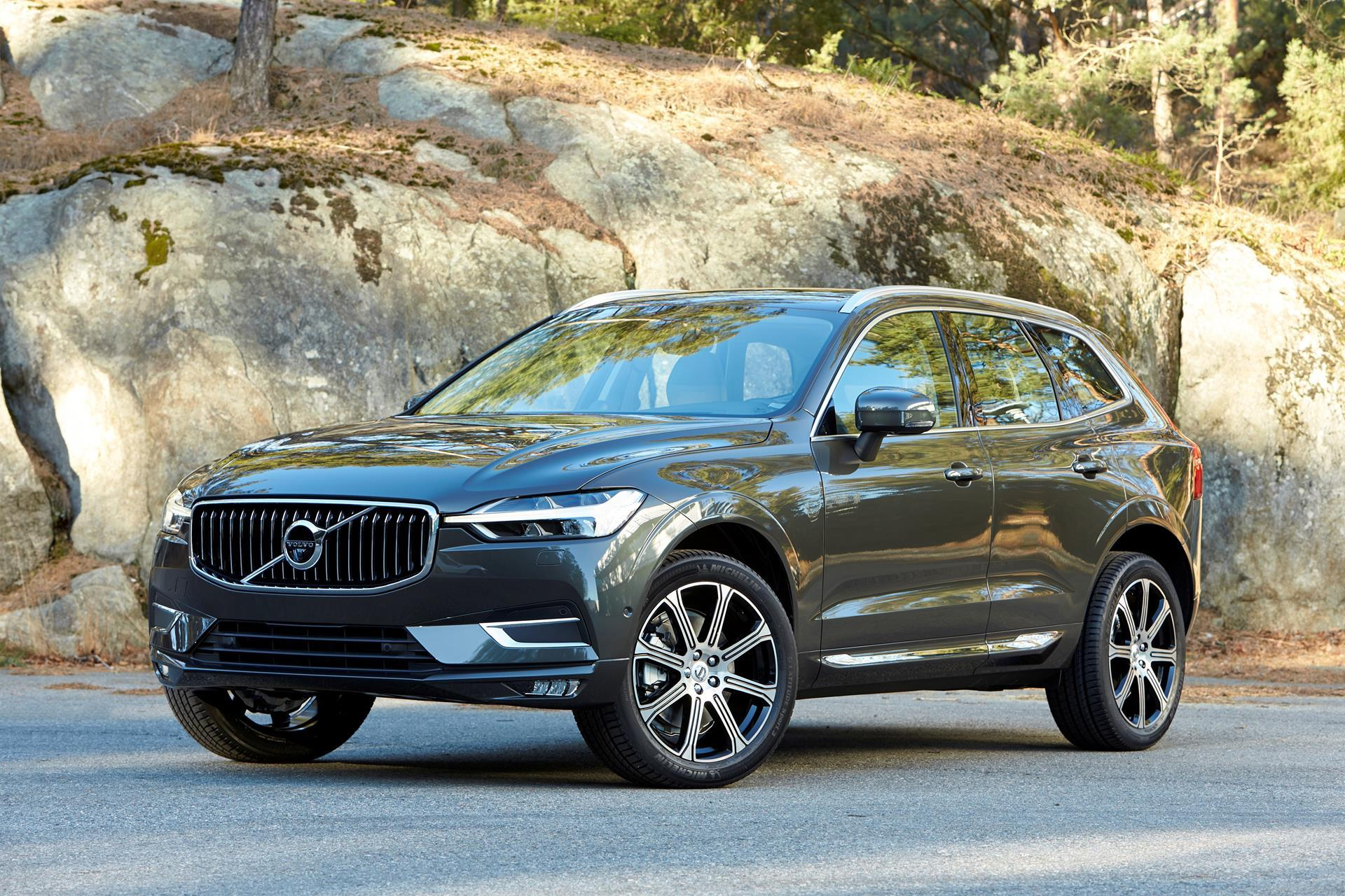 2018 volvo xc60 technical specifications and data engine dimensions and mechanical details. Black Bedroom Furniture Sets. Home Design Ideas