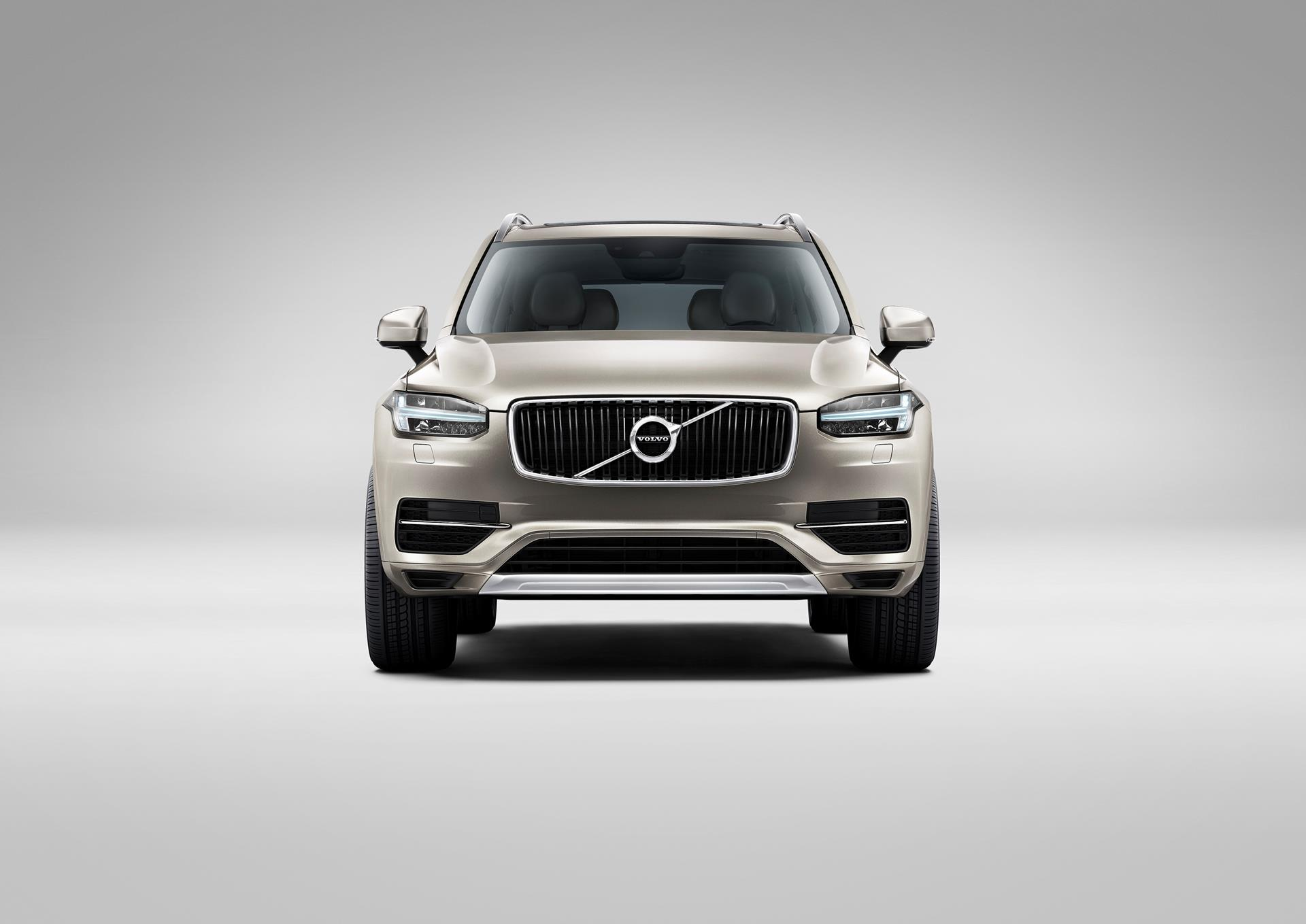 2015 Volvo Xc90 Technical Specifications And Data Engine