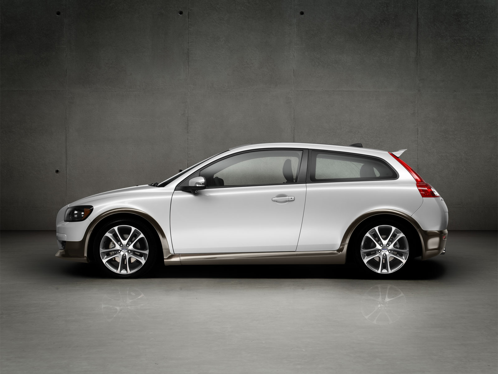 2007 volvo c30 image. Black Bedroom Furniture Sets. Home Design Ideas