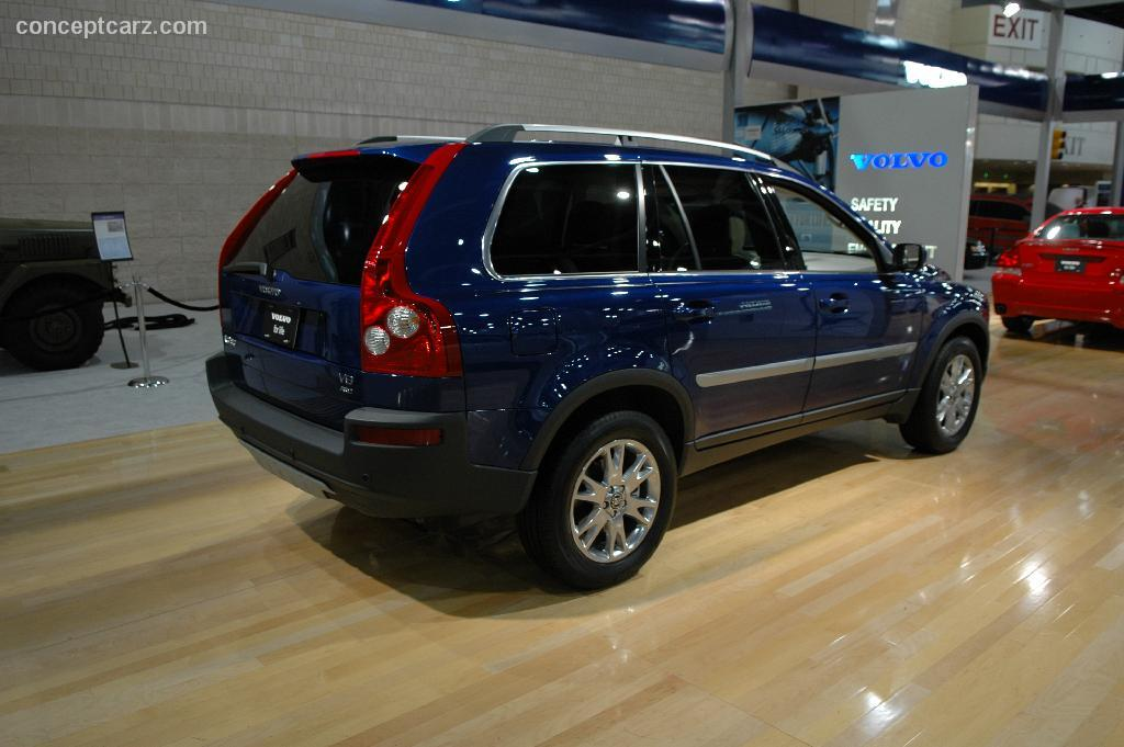 2006 volvo xc90 images photo volvo xc90 dv 06 phil. Black Bedroom Furniture Sets. Home Design Ideas