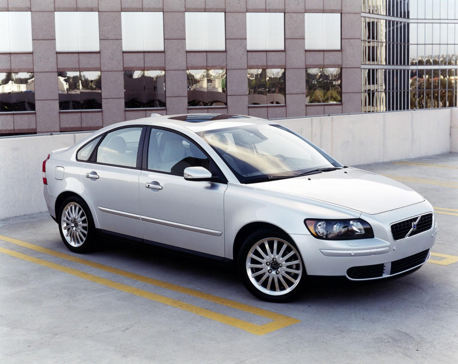 2007 Volvo S40 Image