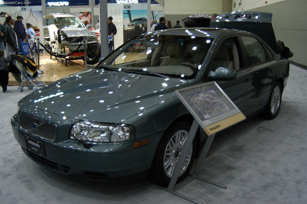 Volvo S80 2003 2003 Volvo S80 Image