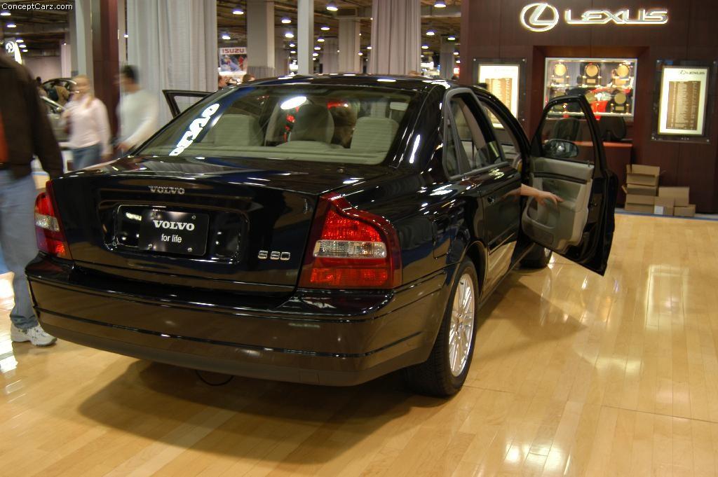 Volvo S80 2003 2003 Volvo S80 Conceptcarz