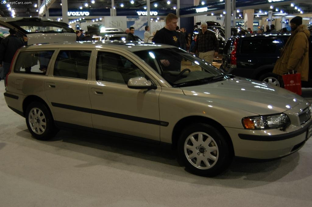 2003 volvo v70 pictures history value research news. Black Bedroom Furniture Sets. Home Design Ideas