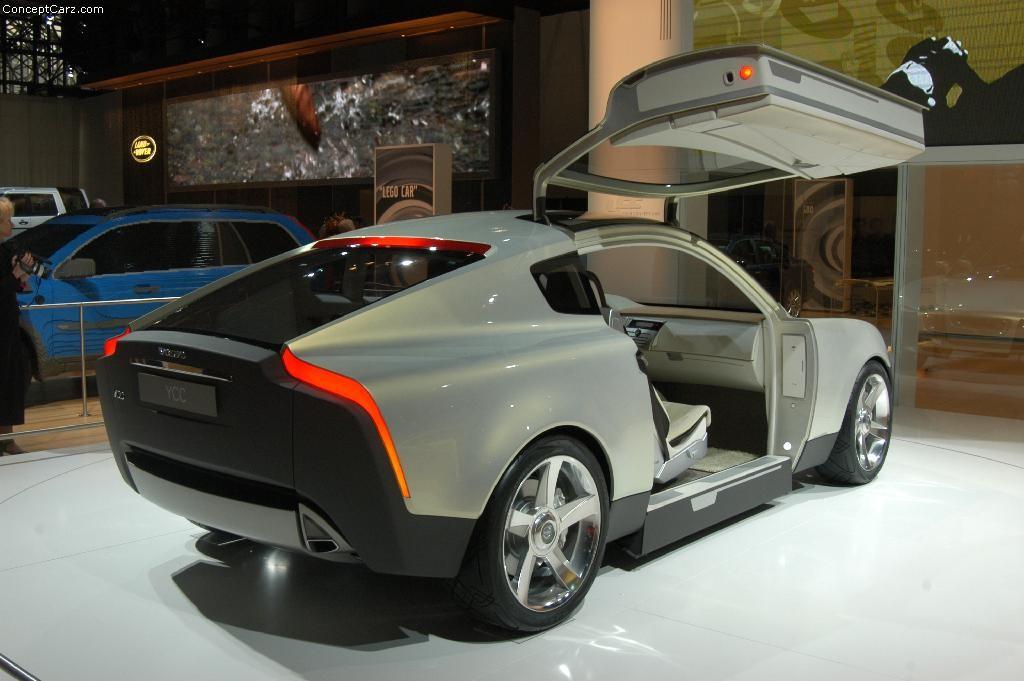 S80 Volvo 2017 >> 2004 Volvo YCC Concept Image