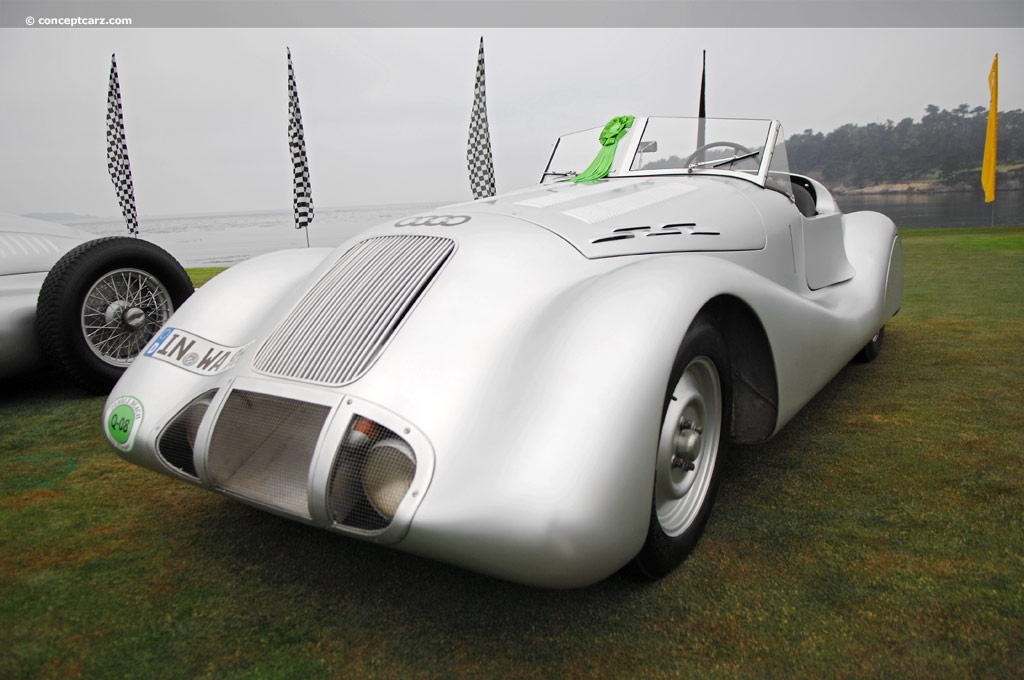 1938 Wanderer W25k Sports Conceptcarz Com