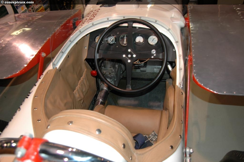 1961 watson mad dog iv chassis information 3793. Black Bedroom Furniture Sets. Home Design Ideas