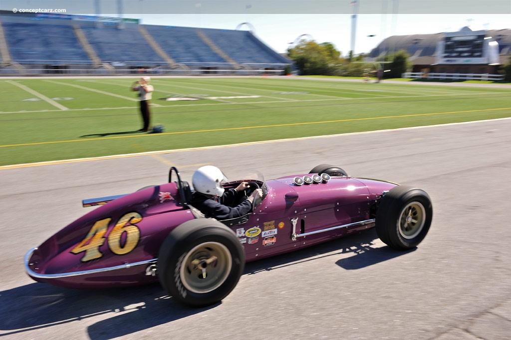1963 Watson Indy Roadster Conceptcarz Com