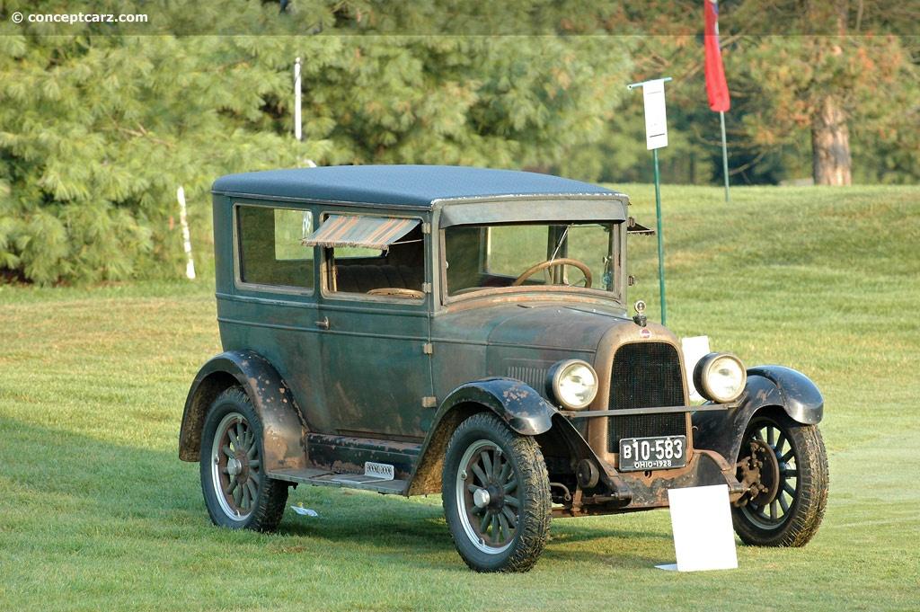 1928 Whippet Model 96 Image