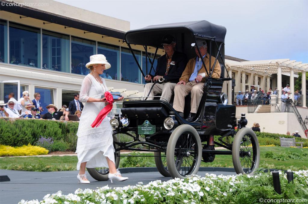1902 white model b steam conceptcarz