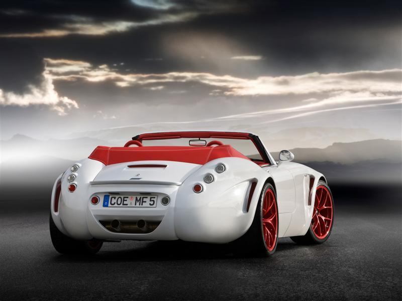2010 Wiesmann Roadster MF5
