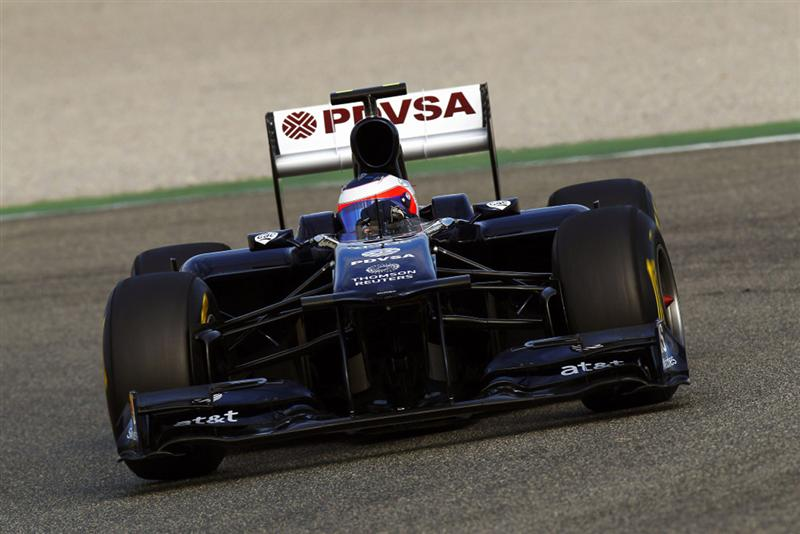 2011 Williams FW33