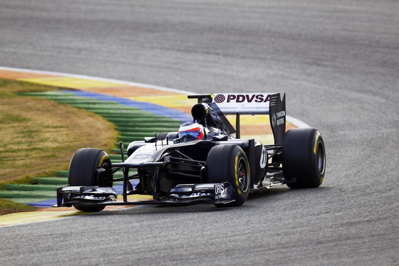 2011 Williams FW33 Image