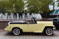 1950 Willys Jeepster image.