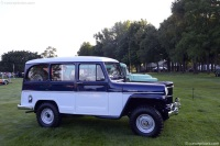 1955 Willys Jeep