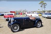 1933 Wolseley Hornet image.