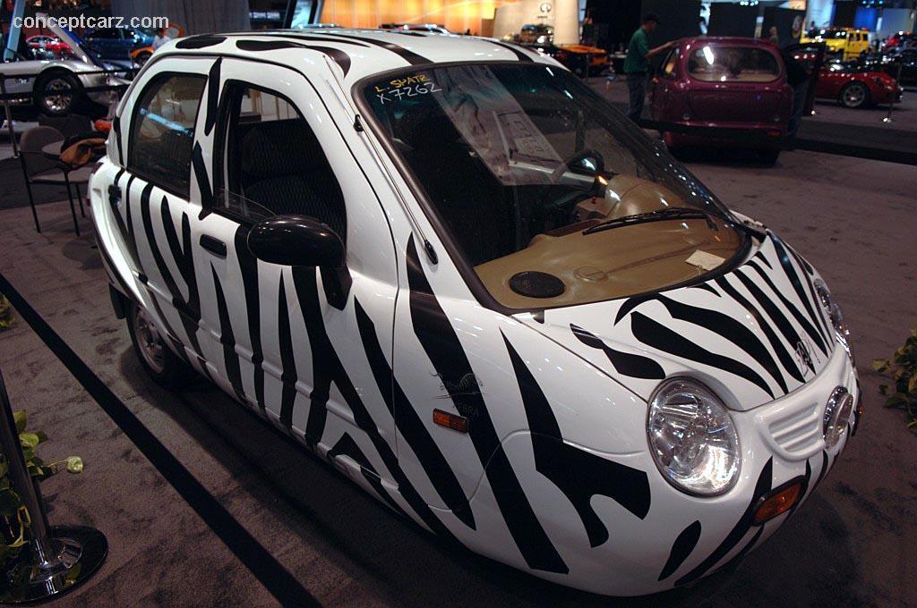 2007 Zap Xebra | Conceptcarz.com