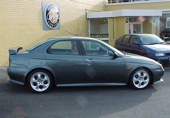 1999 Alfa Romeo 156 Images Photo Alfa Romeo 156 Tspark 04 Jpg