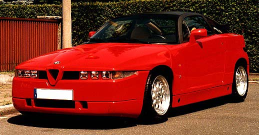 ALFA ROMEO Spider - 1990, 1991, 1992, 1993 - autoevolution