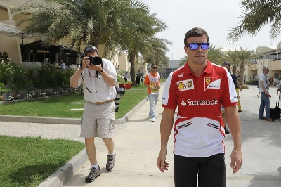 BAHRAIN GP - ALONSO: 'WE NEED TO BE A LITTLE BIT FASTER'