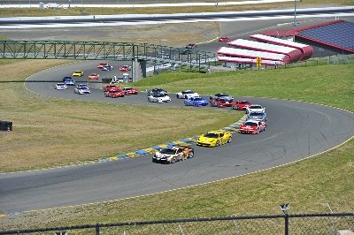 Ferrari Challenge Is Back In The Sonoma Wine Country