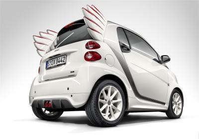 Limited Edition Of Smart Forjeremy Goes Into Series Production: Haute Couture On Four Wheels