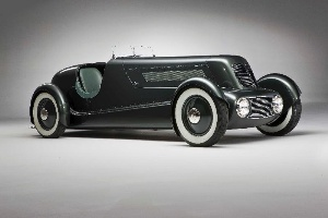 Edsel Ford's Restored 1934 Model 40 Special Speedster Returns to Amelia Island Concours d'Elegance