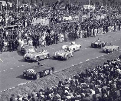 1955 24 Hours of Le Mans: A Tragic Vision