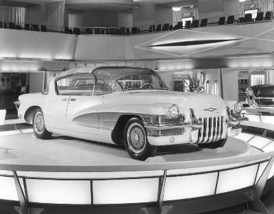 1955 MOTORAMA LaSALLES TO DEBUT AT AMELIA