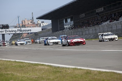 Anniversary at the Nürburgring. BMW Classic celebrates 40 years of BMW M GmbH at the AvD Oldtimer Grand Prix 2012