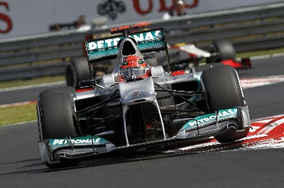 2012 HUNGARIAN GRAND PRIX: RACE