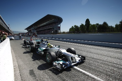 Spanish Grand Prix: Race