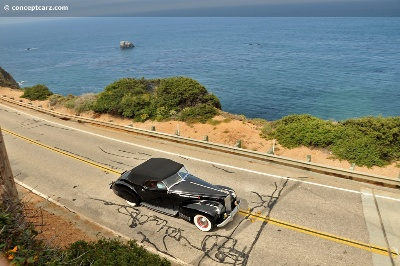 Pebble Beach Tour d'Elegance Brings Show Cars To Life