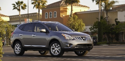 Nissan North America Reports April Sales