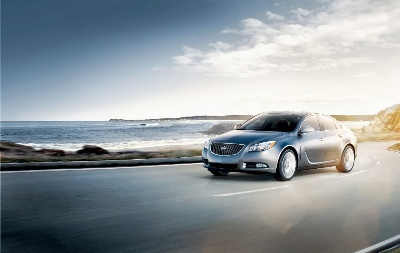 Powertrain Innovation Comes Standard on 2013 Regal