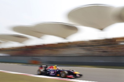 2013 CHINESE GRAND PRIX: FOURTH PLACE FOR SEB, DISAPPOINTMENT FOR MARK