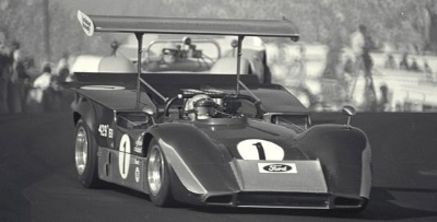Lee Holman, Holman & Moody to be Honored at 2013 Pinehurst Concours d'Elegance