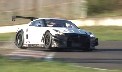2013 NISSAN GT-R NISMO GT3 RELEASED