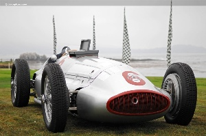 Silver Arrows Featured at 2012 Goodwood Revival