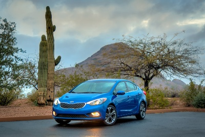 WARDSAUTO NAMES ALL-NEW 2014 KIA FORTE TO LIST OF '10 BEST INTERIORS'