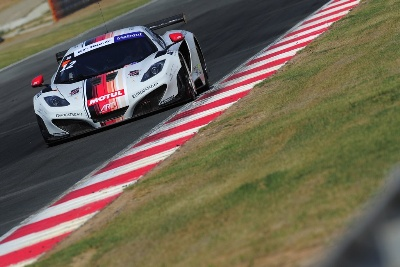 McLaren Makes A Clean Sweep Across Europe With Triple GT Victories