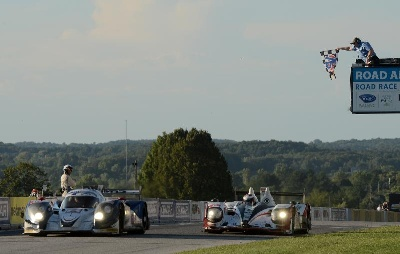 Epic Finishes Highlight The American Le Mans Road Race Showcase At Road America