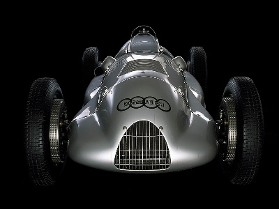 Home again: the last Auto Union Type D twin-supercharger Silver Arrow returns to Audi