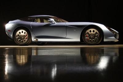 The Final Alfa-Romeo Zagato Stradale TZ3 To Debut At The Amelia Island Concours d'Elegance