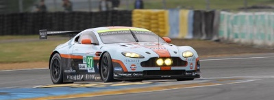 Aston Martin Racing Targets 24 Hours of Le Mans Podium