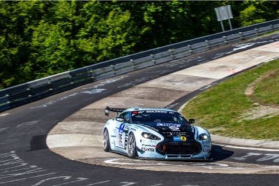 Triple-Podium For Aston Martin At the Nurburgring 24 Hours