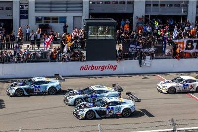 Triple-Podium-For-Aston-Martin-At-the-Nurburgring-24-Hours
