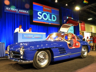 Auctions America Continues Strong Track Record In South Florida With More Than $17.5 Million in Sales At Fort Lauderdale
